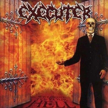 CD Executer - Welcome to Your Hell