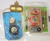 Jogo de juntas kit Completo Carburador Laika 90>93 Weber Russo C/ boia Ref. 0870