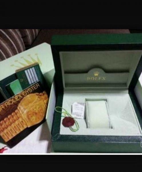 a71536ba6c9 CAIXA ORIGINAL ROLEX - A.S. Relógios de Luxo