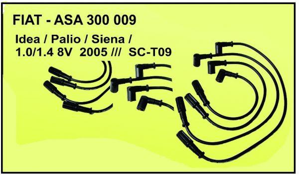 Cabo de velas Fiat  ASA 300 009