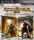 Game God Of War: Origins Collection - PS3
