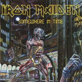 CD- Iron Maiden – Somewhere In Time - digipack