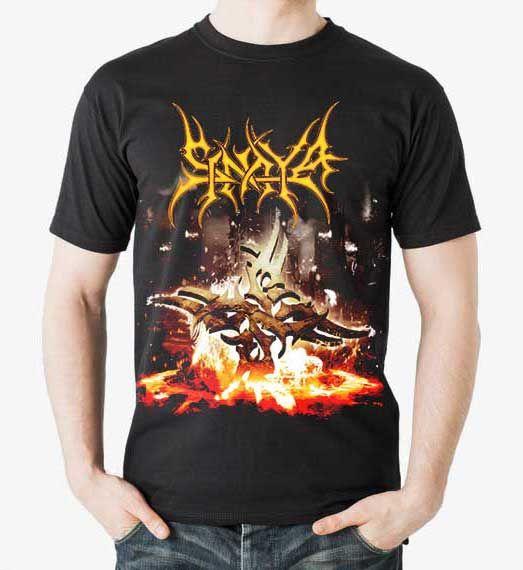 Camiseta ''Riddle Of Death''