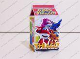 Caixa milk - Super Wings