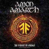 CD - Amon Amarth ‎– The Pursuit Of Vikings (+2 DVD)