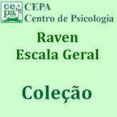 32.00 - RAVEN - Matrizes Progressivas - Escala Geral - Coleção