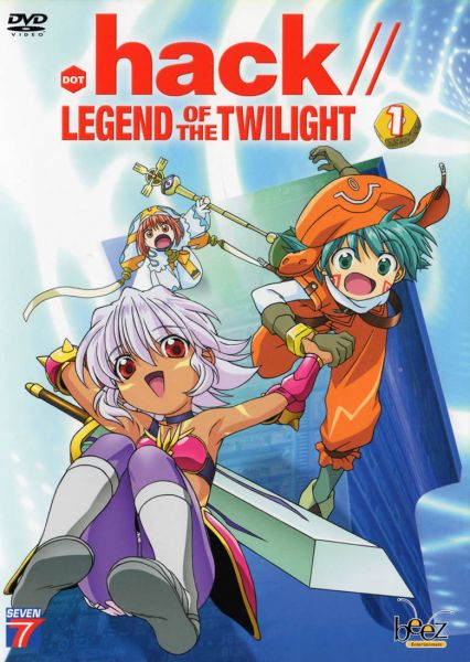.Hack Legend of the Twilight  Dublado
