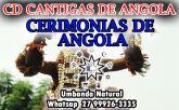 CD 03 – Cantigas de Cerimônia de Angola