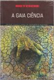 Livro - A Gaia Ciência - Nietzsche