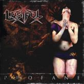 CD -  Lustful ‎– Profane