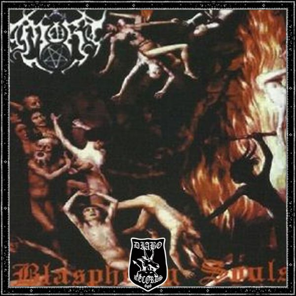 AMORT - BLASPHEMY SOULS / THE BLACK EMPIRE OF SATAN 666