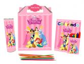 Kit festa 2 Princesas da Disney