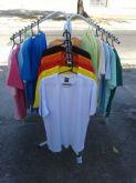 Camisetas diversas cores e tamanhos