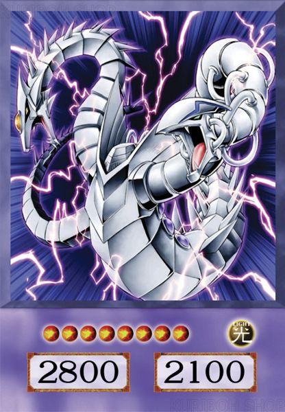 Dragão Gêmeo Cibernético - Cyber Twin Dragon