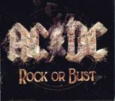 AC / DC - Rock or Bust (Digipack)