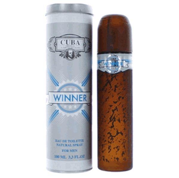 Perfume Cuba Winner 100 Ml Importado França Ref. Invictus