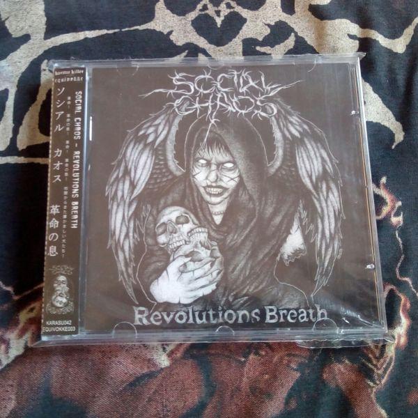 SOCIAL CHAOS - Revolutions Breath
