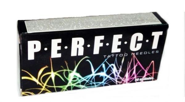 Agulha Perfect 7 RL- 50 unidades
