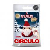 Kit Amigurumi 01 - Papai Noel