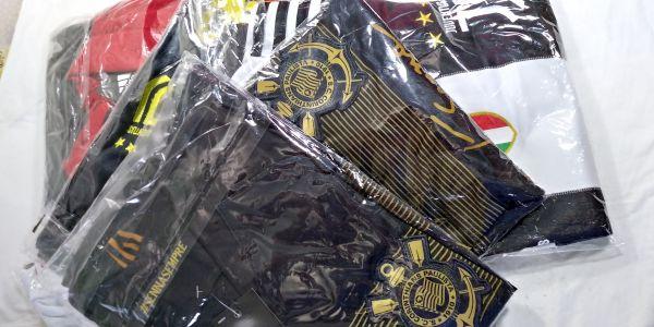 Camisas de Times Sortidas Kit Com 10 Camisas