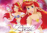 Papel Arroz Princesa Ariel A4 003 1un