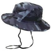 Chapéu camuflado urbano
