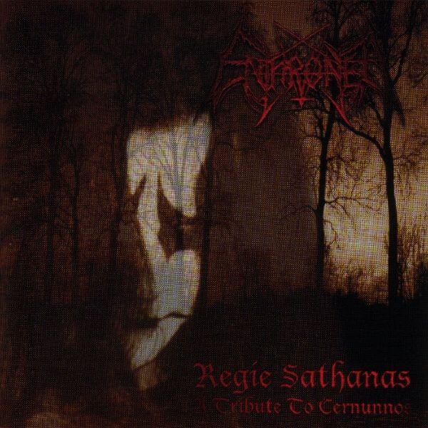 CD Enthroned – Regie Sathanas – A Tribute to Cernunnos