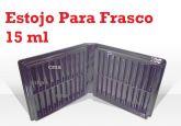 Estojo Vazio Demonstrador Mostruário P/ 40 Flaconetes 15ml