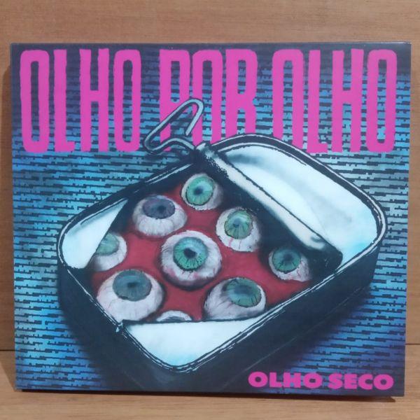 CD - Olho Seco - Olho por Olho - digipack