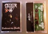 ASPHYX - Embrace the Death - CASSETE