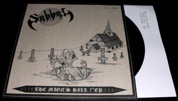 SABBAT - The Mion's Hill