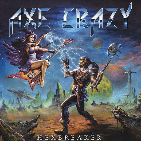 Axe Crazy – Hexbreaker - CD