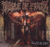 Cradle Of Filth ‎– The Manticore And Other Horrors - Digipack especial