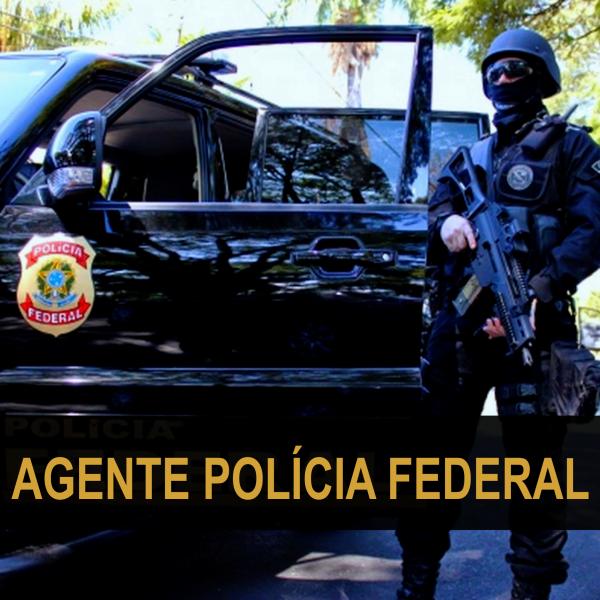 (Plano de estudos) AGENTE DA POLÍCIA FEDERAL