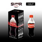 Super Coke (Half) by Twister Magic - Trick  #1478