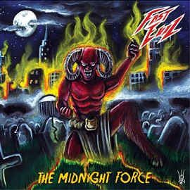 Fast Evil – The Midnight Force - CD