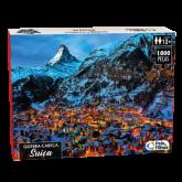 Quebra Cabeça - Suíça