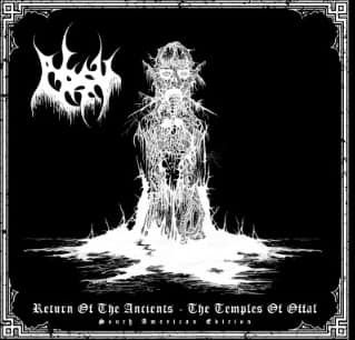 Absu - Return Of The Ancients / The Temples Of Offal