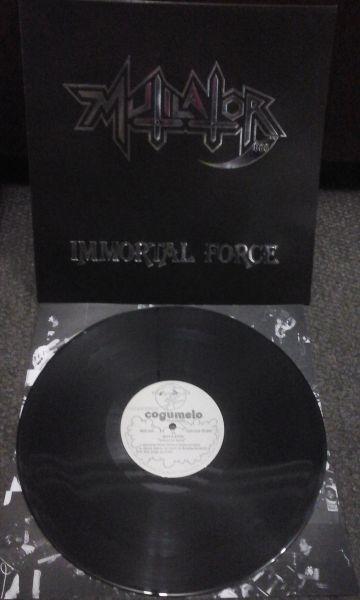 LP 12 - Mutilator - Immortal Force