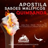 APOSTILA SABÕES MALÉFICOS DE QUIMBANDA