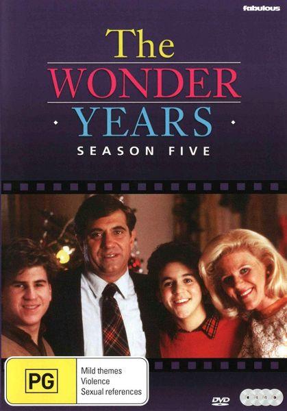 Anos Incríveis 5ª Temporada
