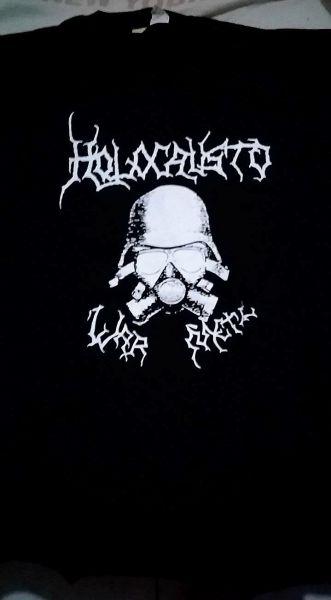 Camiseta - Holocausto - War Metal