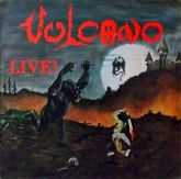 CD - Vulcano - Live! - Slipcase
