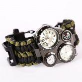 Relógio Pulso de Sobrevivência