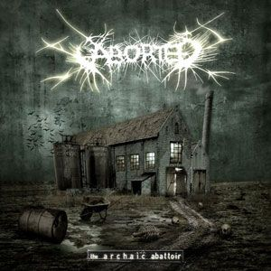 CD ABORTED - The Archaic Abattoir. c/ Slipcase