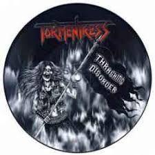 EP ' 7  - Tormentress- Thrashing Disorder ( picture EP)