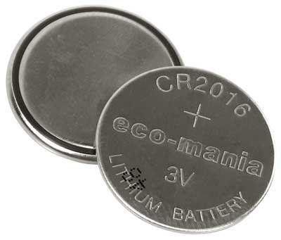Bateria CR-2016  3v