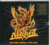 CD -   Dokken – The Lost Songs: 1978-1981 - Slipcase