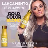 Intensy Color Gold Blond Matizador Efeito Perolado 500 ml