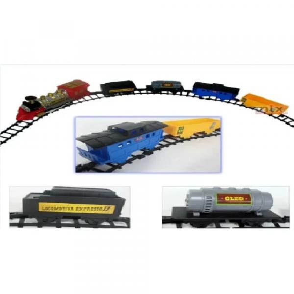 Locomotiva Expresso II - Braskit 8000